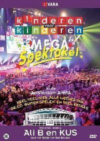 Cover Kinderen Voor Kinderen - Mega spektakel Arena 2008 [DVD]